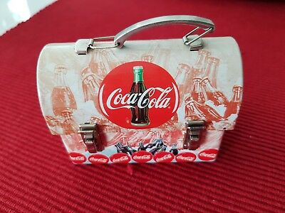 Coca Cola Metal Lunch Box