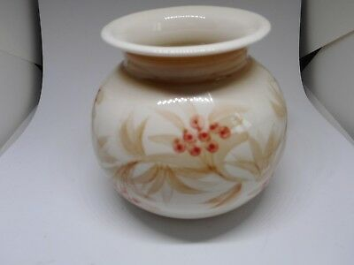 SMALL JERSEY POTTERY VASE(7.5cms high)