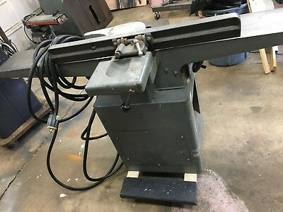 """Rockwell Delta 37-315 8"""" Woodworking Jointer 3 Phase"""