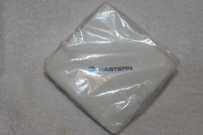 Eastern Airlines Pack Package Of Napkins Still Sealed In Plastic