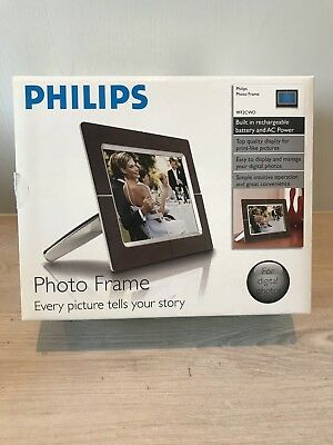"Philips 9FF2CWO 9"" Digital Picture Frame"