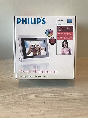 Philips Digital Photo Frame (7FF2FPA)