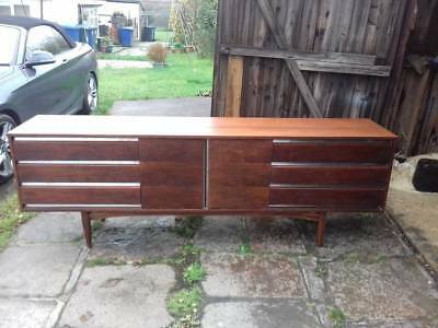 Retro MCM Vintage Sideboard In Teak and Rosewood / Afromosia *DELIVERY POSSIBLE*