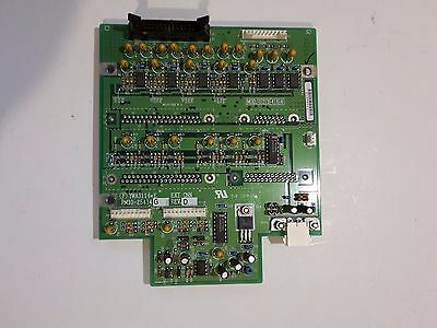 Toshiba Ssa-340A Ecocce Parts Com Board Pm30-25434 Ywa3116*e Ext Cnn