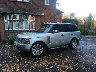 2003 Range Rover Vogue