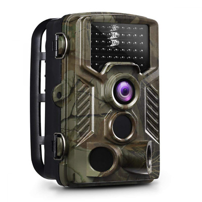 Trail Camera 16MP 1080P 2.4 LCD  120° PIR Sensor 0.2s Trigger Night Vision NEW
