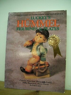 Luckey's Hummel Figurines & Plates, 10th Ed., ID & Value Guide (1994, Paperback)