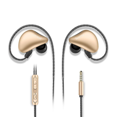 S6 Sports Earbuds In Ear Headphones with Microphone&Volume Control for Running