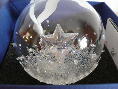 Swarovski Christmas Ball Ornament 2014 gebraucht