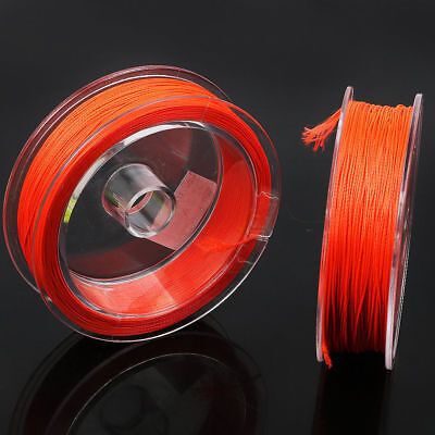 20lb Backing Line for Fly Fishing Compatible with all fly reels Fl Orange