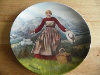 The Sound Of Music Collectable Plate