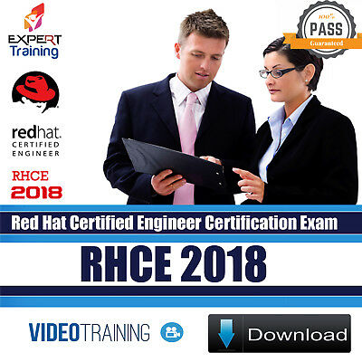 Red Hat Certified Engineer RHCE 2018 Video Training Course DOWNLOAD