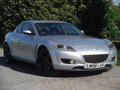 2008 Mazda RX-8 192ps > Low Miles > Recent MOT > Nice Condition