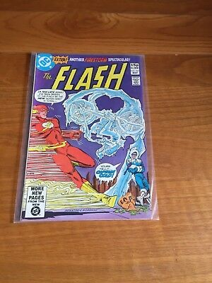 Flash 297. Vfn+ Cond. May 1981. Very Fine + . Bronze Age, Dc