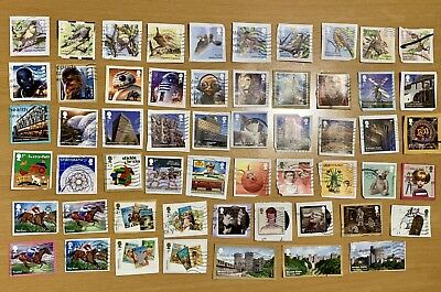 Gb 2017 Only Ultimate Stamp Collection Of Commemorative Stamps Kiloware Used