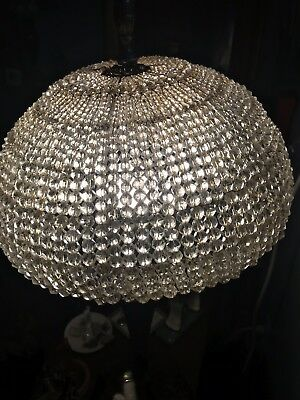 Quartz Crystal Lamp Shade