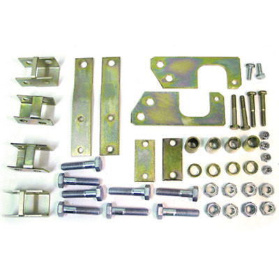 ATV Lift Kit For 2001 Kawasaki KVF300 Prairie 4x4 ATV~High Lifter KLKP400-00