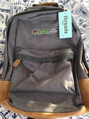 Mountain Dew Backpack