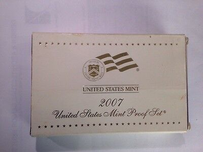 2007-S United States Mint 14 Piece Proof Set
