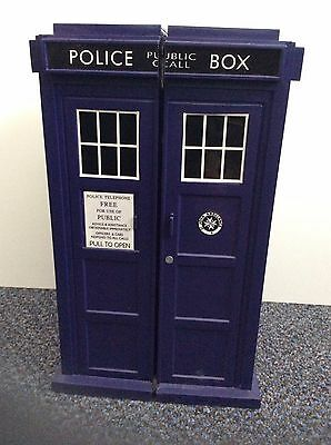 Doctor Who - TARDIS storage box - 9 inches with drawers inside