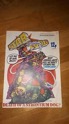 Star Lord issue 13 - 5th August 1978 comic