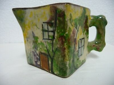 Vintage Torquay Pottery Hand Painted Little Jug