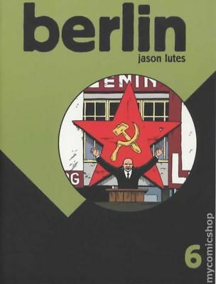 Berlin (Drawn and Quarterly) #6 1999 FN Stock Image