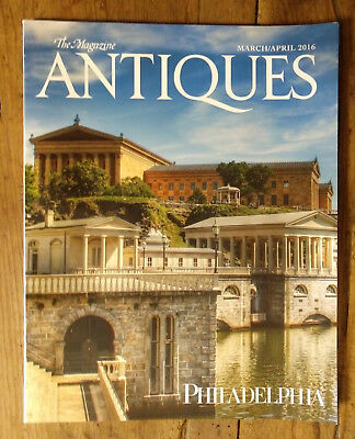 THE MAGAZINE ANTIQUES Lot Of 11