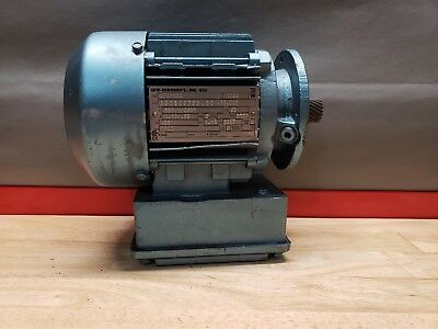 Sew-Eurodrive Electric DFT71K4 .25 HP 230/460V GEAR MOTOR☆NEW SURPLUS FREE SHIP☆