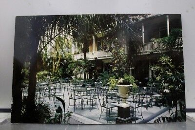 Louisiana LA Brennans French Restaurant New Orleans Postcard Old Vintage Card PC