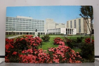 Louisiana LA Civic Center New Orleans Postcard Old Vintage Card View Standard PC