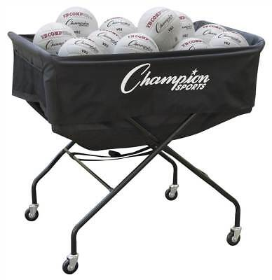 Mammoth Volleyball Cart in Black [ID 3474284]