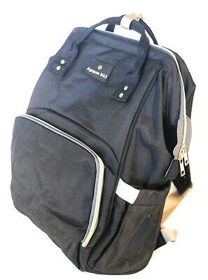 AGAPAO Diaper Bag Backpack |Multi-Function, Large Size, Lightweight, Waterproof