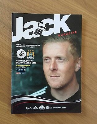 Swansea City V Manchester City 17Th May 2015 Premier League