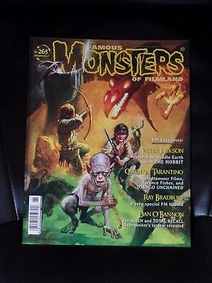 Famous Monsters of Filmland #265 — Very Fine — No Reserve
