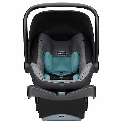 Evenflo New Proseries Litemax Infant Baby Car Seat (Eugene Tweed)- Free Shipping