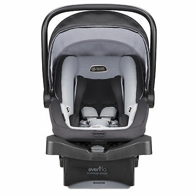 Evenflo Platinum Litemax 35 Infant Baby Car Seat (Moon Shadow)- Free Shipping