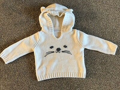 NEWBORN BABY JUMPER  The Little White Company  New Without Tags
