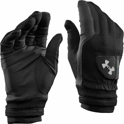 Under Armour Ua Cold Gear Thermal Winter Mens Golf Gloves **pair**