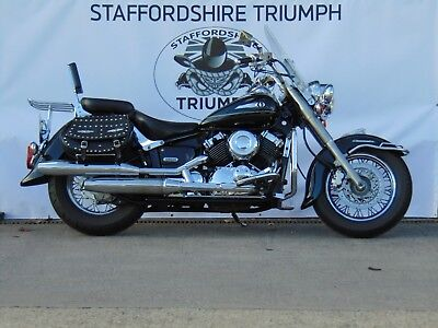 Yamaha Dragster XVS650 ONLY 21K MILES OUTSTANDING EXAMPLE LOTS OF ACCESSORIES