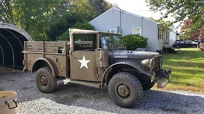 1953 Dodge Other  1953 Dodge M37 Military Truck