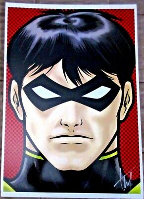 "Japanese Anime Masked Hero Poster 14"" x 20"""