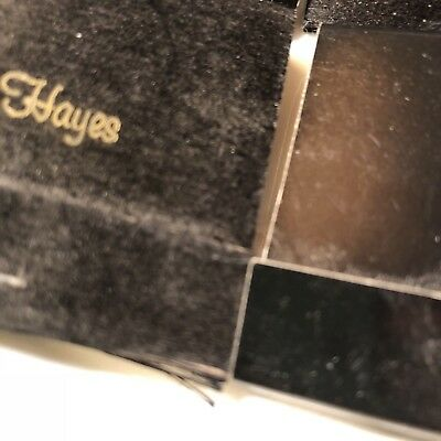Lot 33 - Hayes Matchbooks Your Name Hayes? Officers Club Unstruck