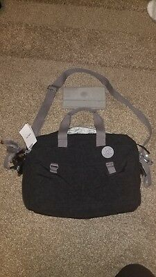 Kipling Diaper Bag With Wallet Set