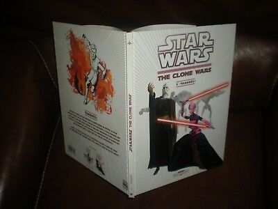 Star Wars The Clone Wars Tome 2 Traques - Edition Originale Delcourt 2013