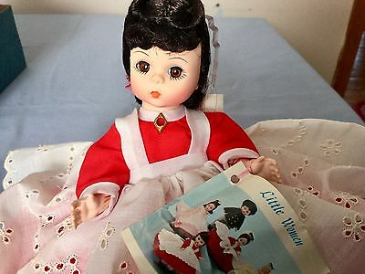 "Vintage Alexander Doll Company ""JO"" Little Women Collection 1981 * With Tags"