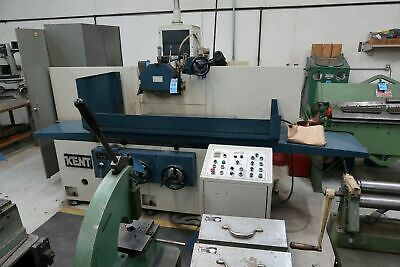 """20"""" X 40"""" Kent Model Kgs-510Ahd Automatic Hydraulic Surface Grinder"""