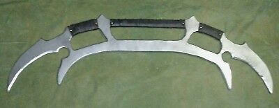 Klingon Inspired Prop Batleth Handmade from Wood  123117