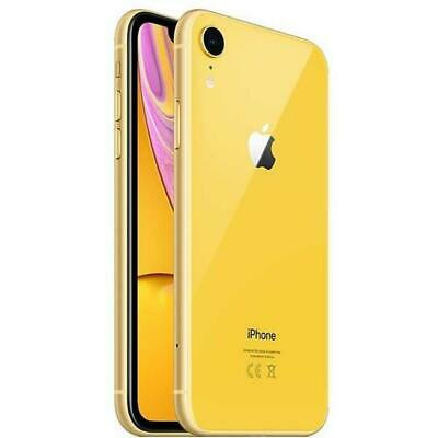 "Apple Iphone Xr 64Gb Yellow 6.1"" Giallo Garanzia 24 Mesi"
