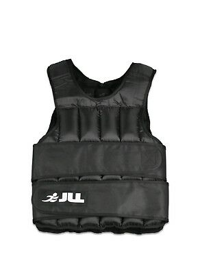 JLL Weight Vest Strength Training - adujstable 15-30kg